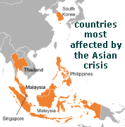 an analysis of the number of reasons for the asian currency crisis Asian economic and financial review,  there are several reasons for the prohibition of riba such as unjust  their analysis suggests that during the crisis islamic.